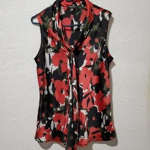 NINE WEST sleeveless top